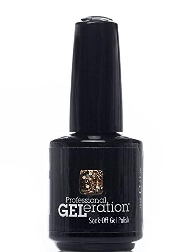 長老甘美な岩Jessica GELeration Gel Polish - Twinkling Light - 15ml / 0.5oz