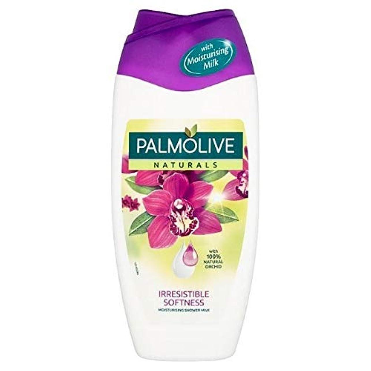 呼吸するレシピ傷跡[Palmolive ] パルモライブナチュラルエキゾチックな蘭のシャワージェルクリーム250ミリリットル - Palmolive Naturals Exotic Orchid Shower Gel Cream 250ml...