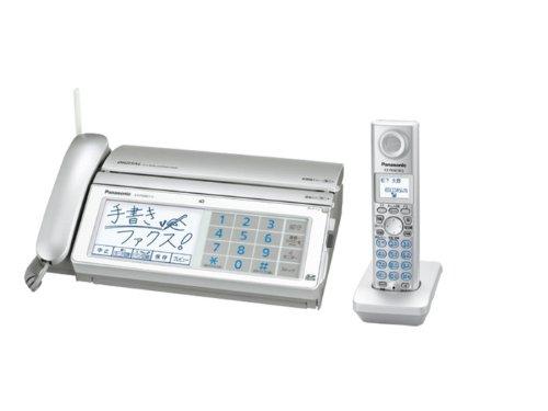 [해외]파나소닉 디지털 무선 FAX 자 기 1 대있는 실버 KX-PW821DL-S/Panasonic digital cordless FAX with one handset Silver KX-PW821DL-S