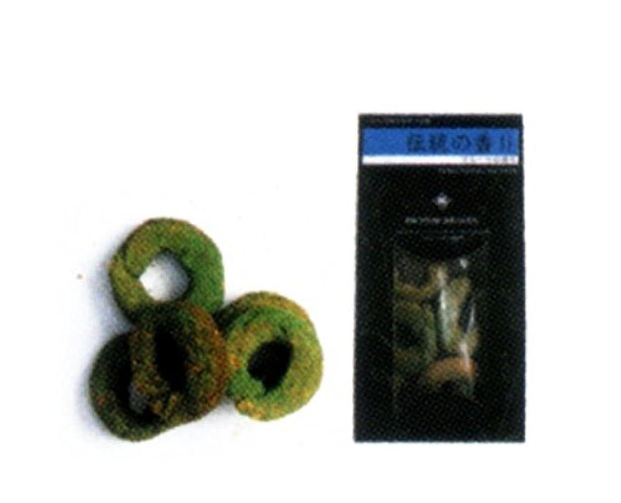 シャックルオーバーヘッド連続的インセンスヘブン(100%天然手作りのお香) 伝統の香り