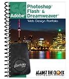 Adobe Web Design Portfolio {Photoshop Flash & Dreamweaver} CS6: The Professional Portfolio (1)