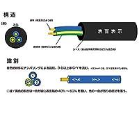 富士電線工業 マルチラバロン 100m巻 MR3-CI 3X20AWG