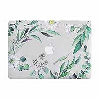 MacBook Air 11インチハードケース モデルA1370/A1465用 AQYLQ ウルトラスリム マットプラスチック ラバーコーティング 保護シェルカバー パウダーホワイト マーブル DL56 Macbook Pro 13 Retina (A1425/1502) L-Retina 13-LH34