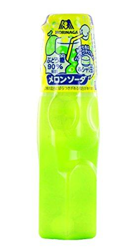 森永製菓 ラムネ<メロンソーダ&amp;シャリダマ> 27g×20個