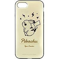 グルマンディーズ ポケットモンスター iPhone7/6s/6対応ラウンドソフトケース ピカチュウ poke-576a