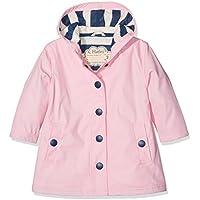 Hatley Big Girls' Splash Jackets, Pink, 10