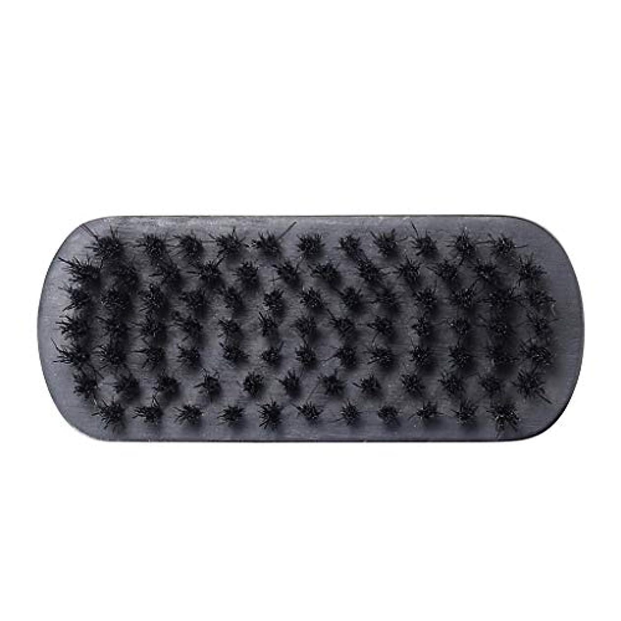 協定気絶させる北旅行の理髪師のためのクリーニングをきれいにする人の口ひげのあごひげのブラシの顔の毛