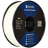 サインスマート 3Dプリンター用 フィラメント ABS樹脂 1.75mm 1kg Makerbot / Reprap 3Dプリンター対応 8色選択可! ホワイト