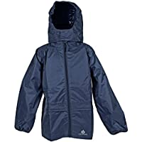 DRY KIDS - Packable Jacket 13-14 Yrs Navy Blue
