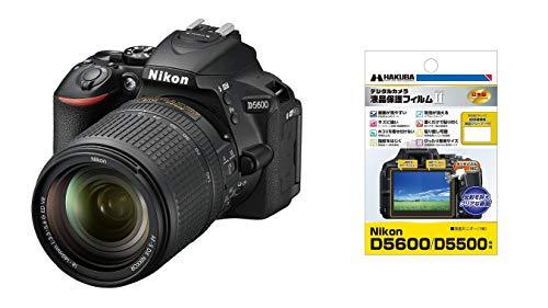 Nikon デジタル一眼レフカメラ D5600 18-140 VR レンズキット +液晶保護フィルムセット