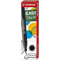 STABILO 水性ボールペン替芯 イージーオリジナル 0.5 6890-046 ブラック