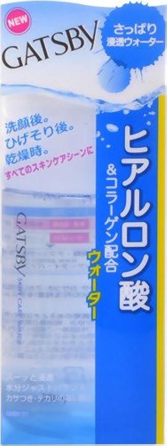 ファックス伝統的新しさGB スキンケアウォーター 170ml
