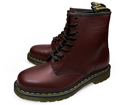 1460 8EYE BOOT CHERRY RED 11822600