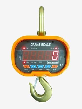 デジタル クレーンスケール 吊秤 吊りはかり OCS-3-C 3000kg