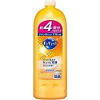 キュキュット 食器用洗剤 詰替用 770ml(4回分)