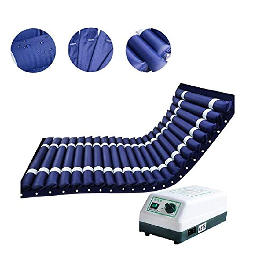 克服するパイル一人でPressure瘡および圧痛、電動ポンプおよびベッドホールエアマットレスの治療のための良質の交互圧力マットレス