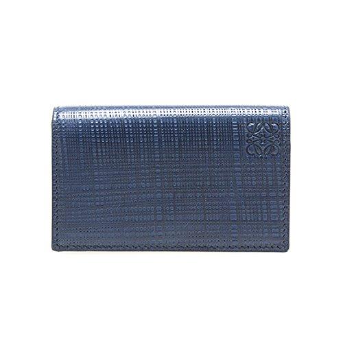 (ロエベ) LOEWE 名刺入れ LINEN BUSINESS CARD HOLDER [リネン ビジネスカードホルダー] 101 88 M97 [並行輸入品]