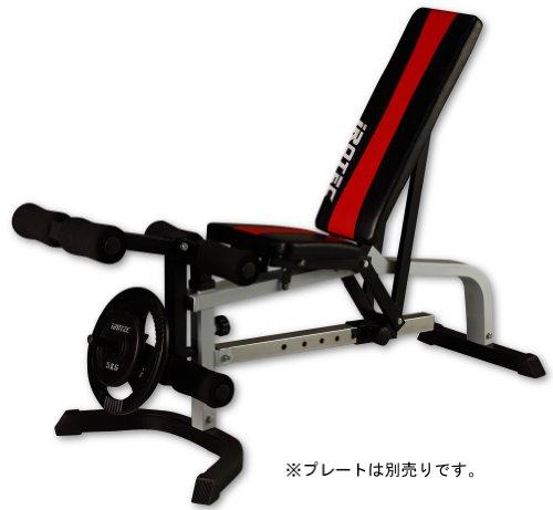 IROTEC(アイロテック) マルチポジションベンチ器具