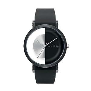 [クラス14]KLASSE14 腕時計 JT(Jane Tang)×KLASSE14 imperfect arch Black IM15BK004M(一部透過) 41mm【正規輸入品】