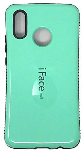 iFace mall アイフェイス モール HUAWEI P20 liteスマホケース iFacemallはiFaceとは別ブランドになります。 (ミント)