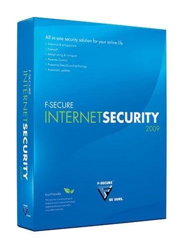 エフセキュア インターネットセキュリティ 2009 3PC 3年版