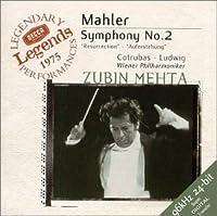 Mahler: Symphony No. 2 / Mehta, Vienna Philharmonic Orchestra (2000-06-13)