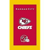 KR NFL Towel Kansas City Chiefs
