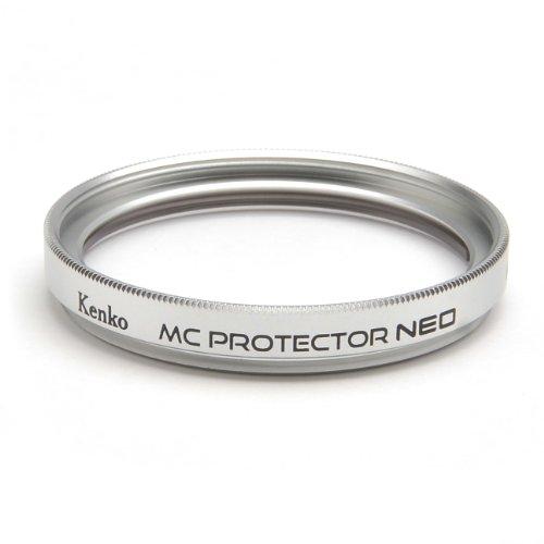 Kenko レンズフィルター MC プロテクター NEO 58mm シルバー枠 レンズ保護用 308523