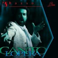 BASSO n.3 / バスのためのオペラ・アリア集3(カラオケ付)