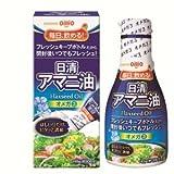 日清 アマニ油フレッシュキープボトル145G×6本