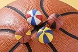 バスケットボール消しゴム(60入)  / お楽しみグッズ(紙風船)付きセット