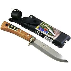 耕作 ツバ付きナタ 剣型 150mm