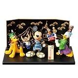 【東京ディズニーリゾート限定】 ミッキー・プルート・ドナルドダックの五月人形
