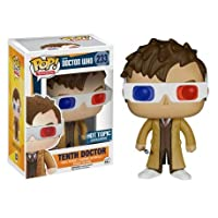 [ポップ]Pop Funko ! TelevisionDr Who Tenth Doctor with 3D Glasses 3249306 [並行輸入品]