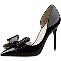 Zanpa Women Fashion Pumps Stiletto Heels D Orsay