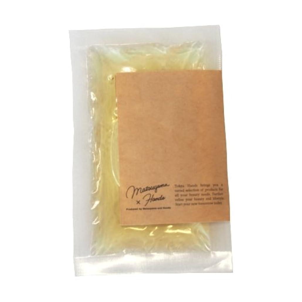 レモン故障ニュージーランド松山油脂×東急ハンズ モイスチャーバスエッセンス カモミール 20mL