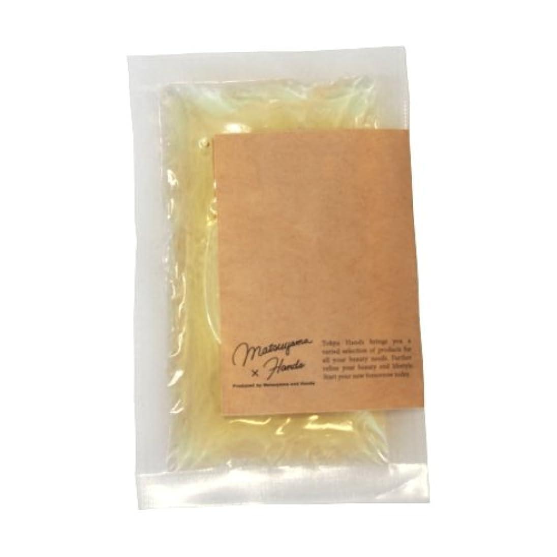 フェザー邪悪なヒット松山油脂×東急ハンズ モイスチャーバスエッセンス カモミール 20mL