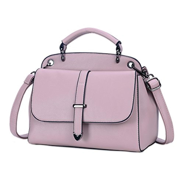 [KANIOR] 女性のハンドバッグ袋のハンドバッグの女性用 (ピンク)