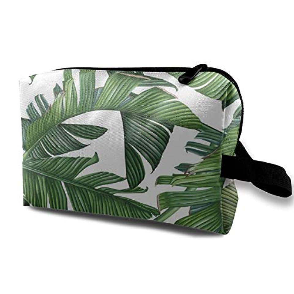 使い込む厳密に構造Banana Leaf 収納ポーチ 化粧ポーチ 大容量 軽量 耐久性 ハンドル付持ち運び便利。入れ 自宅・出張・旅行・アウトドア撮影などに対応。メンズ レディース トラベルグッズ