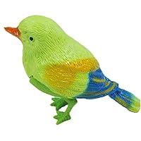baomabao Magical音声アクティブChirpingサウンドコントロール美しい歌う鳥面白いおもちゃ