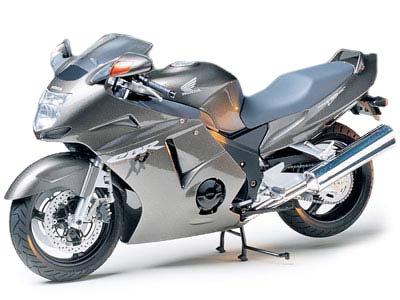 1/12 オートバイ No.70 1/12 Honda CBR1100XX スーパーブラックバード 14070