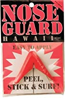 Surfco Hawaii ショートボード 赤色 鼻ガードキット