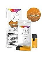JWELL 電子タバコ リキッド BO caps (ボーキャップス) フレーバー 2個付き (Butterscotch Tobacco, 2個入り)