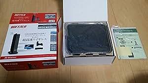 BUFFALO 11ac技術/n/a/g/b 600Mbps LAN端子無線子機 WLI-H4-D600