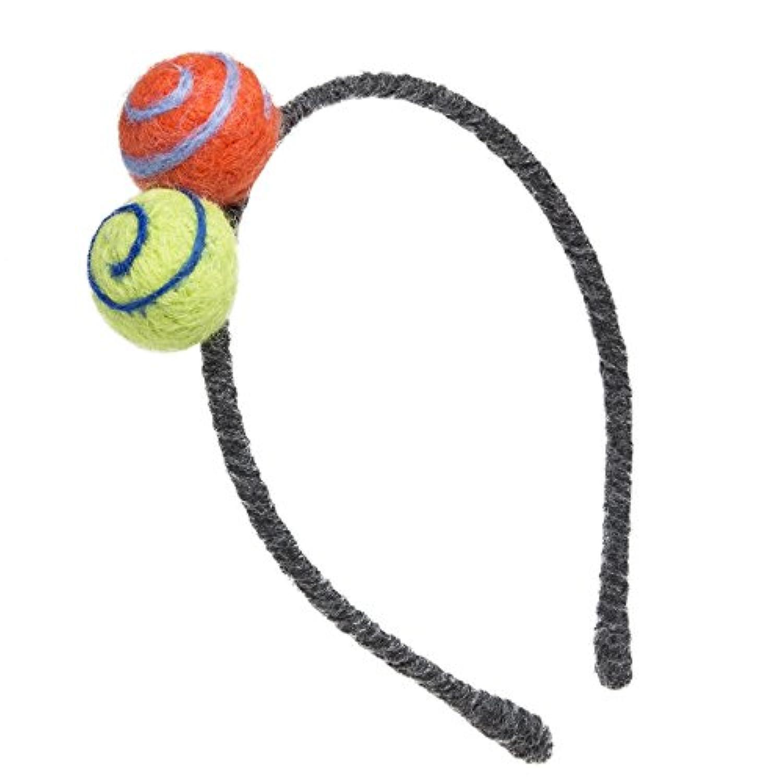 ooah ooah lollipop Headband Green/Orange