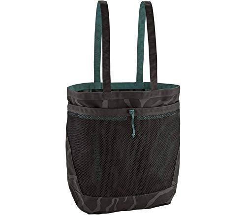 パタゴニア滑走トートバッグ、成人用ミックスバックパック、ブラック(インクブラック)、32 x 42 x 22 cm(W x HL)