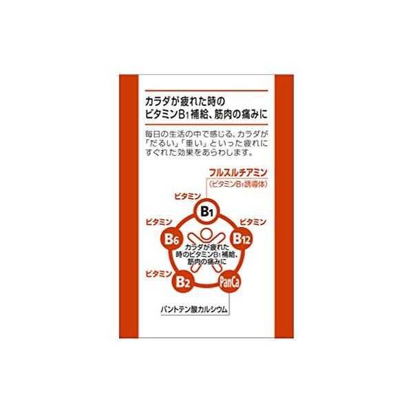 【第3類医薬品】アリナミンA 60錠の紹介画像6