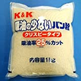 K&K 吸油の少ないパン粉 クリスピータイプ 1kg×10袋入