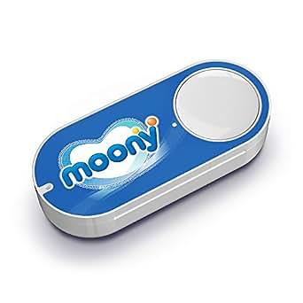 ムーニ― Dash Button