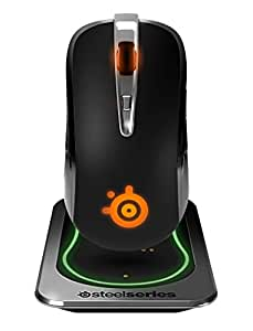 SteelSeries Sensei Wireless Laser Mouse ワイヤレスゲーミングマウス 62250